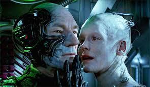 Borg Queen & Locutus